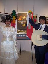 Participación de la Asociación Cultural y Arte Peruano Macchu Picchu