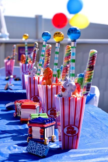 Kara 39 s party ideas big top circus carnival party kara 39 s party ideas - Carnival theme party supplies ...