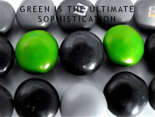 Green is the Ultimate Sophistication