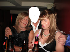 Myself, a friend and Tina
