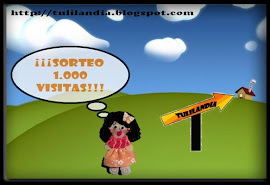 ¡¡¡ TULI, SORTEO CERRADO !!!