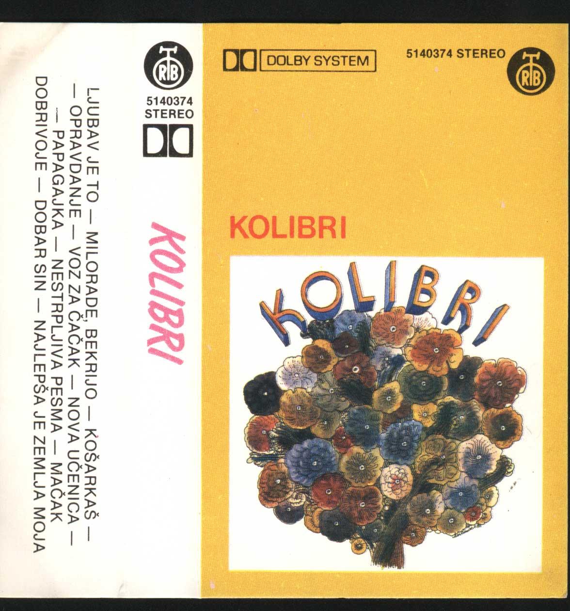 ZVUCI JUGOSLAVIJE - SOUNDS OF YUGOSLAVIA: KOLIBRI 1985