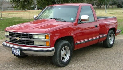 A Blog Away From Home: 1991 Chevy Silverado hits the 1,000,000 mile
