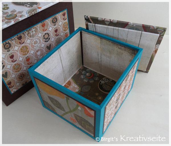 birgit 39 s kreativseite 2 flachdeckel boxen f r mich. Black Bedroom Furniture Sets. Home Design Ideas