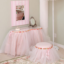 I have a dressing table like this one waiting for a much needed makeover