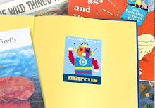 New! Personalized Book Plates for Kids