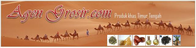Pusat Grosir Produk Khas Timur Tengah
