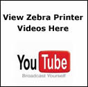 Zebra Printer Videos