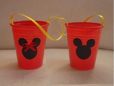 Fabrica de Sonho: Convites Mickey e Minnie