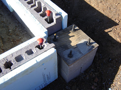 Steel post and beam construction steel posts and beams for Block and beam foundation vs slab