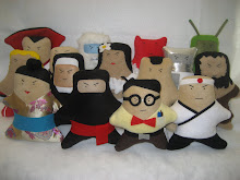 The Sweet &amp; Sour Goodies Plush Collection....