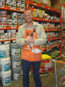 With Brad at Home Depot