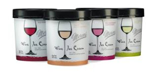 Wine Ice Cream?!