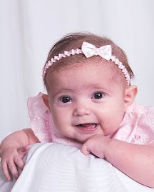 Scarlett 3-month photo