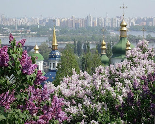 Botanical garden at Kiev