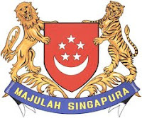 Coat of Arms of the Republic of Singapore