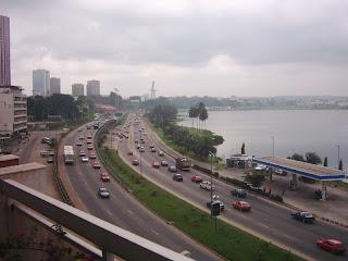 Abidjan plateau Côte d'Ivoire