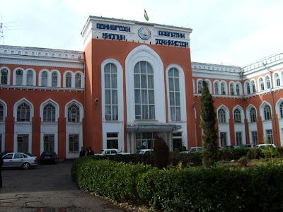 National state university