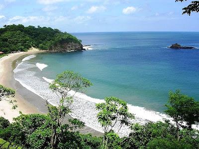 San juan del sur beach