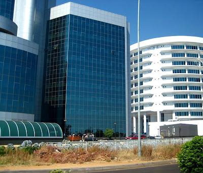 city centre, Gaborone