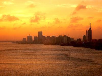 Lagos sunrise
