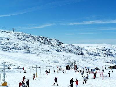 Serra da Estrela mountain