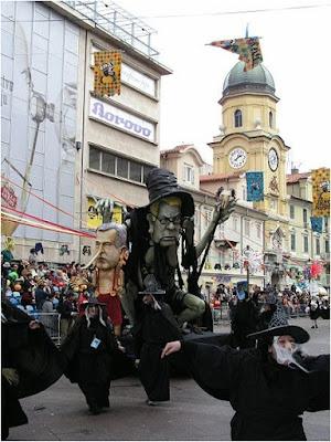Rijeka city carnival