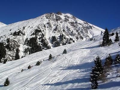 Shymbylak ski resort