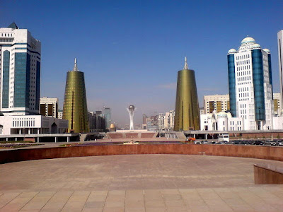 Astana city capital of Kazakhstan