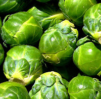 Brussels sprouts - good sources