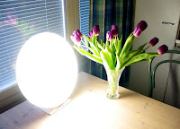 Seasonal affective disorder - bright light therapy lamp