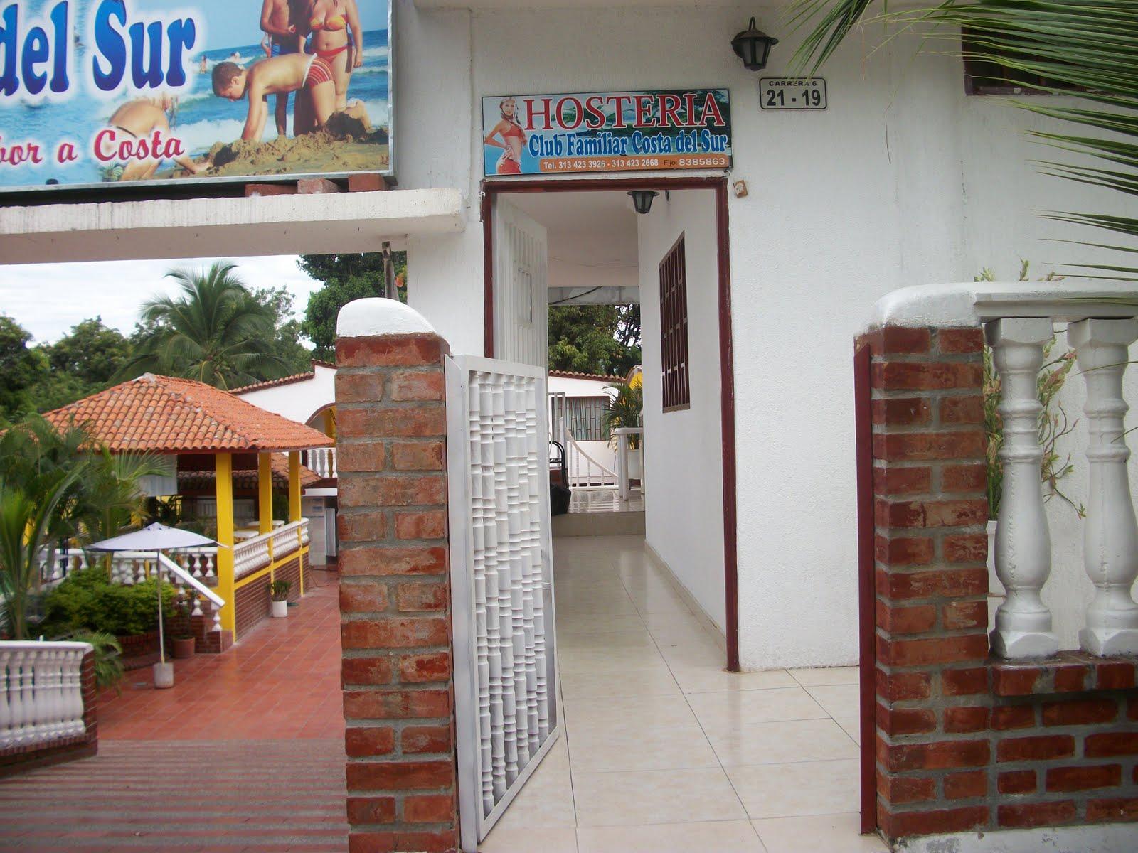 club familiar costa del sur hoteleria y turismo