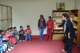 Biblioteca de Chalhuanca-Apurímac