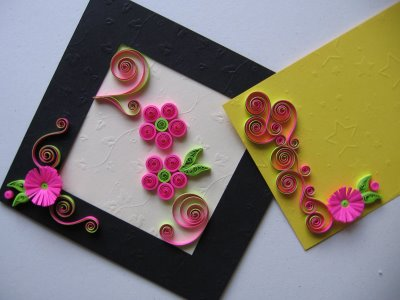 Hobbies and hobbies amazing art and crafts projects with for Paper quilling art projects
