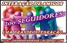 INTERAÇÃO DE AMIGOS!!!
