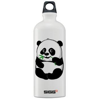 Sigg water bottle - baby panda