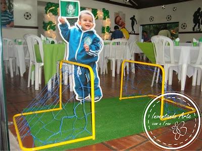festa futebol palmeiras