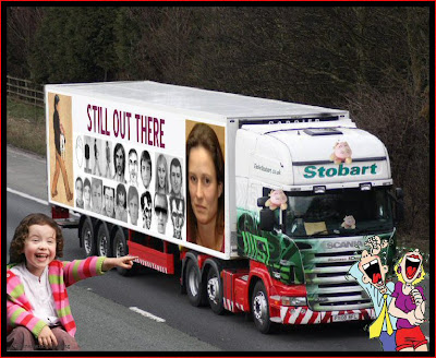 Official Find Madeleine FB page takes over the Eddie Stobart page There2