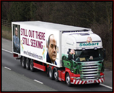 Official Find Madeleine FB page takes over the Eddie Stobart page Seeking