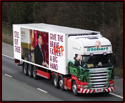 Official Find Madeleine FB page takes over the Eddie Stobart page NIPA_honours_the_arguido
