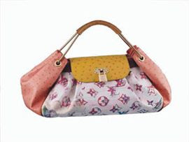 Louis Vuitton Jamais Handbag
