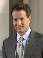 Timothy Geithner Geitner