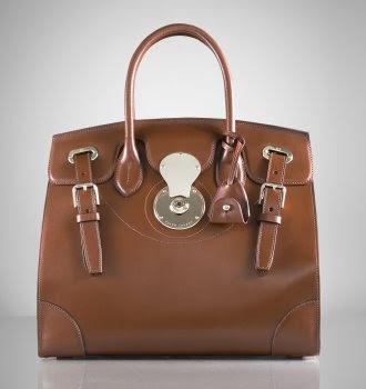 Ralph Lauren Ricky Designer Bag