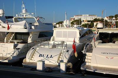 Bernie Madoff Yacht Bull Online Trading