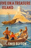 Enid Blyton Five on a Treasure Island Hodder and Stoughton 1942
