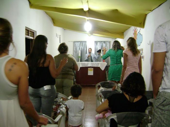 ANO NOVO 2011!!COMUNIDADE DA FÉ EM JOÃO PESSOA PB!