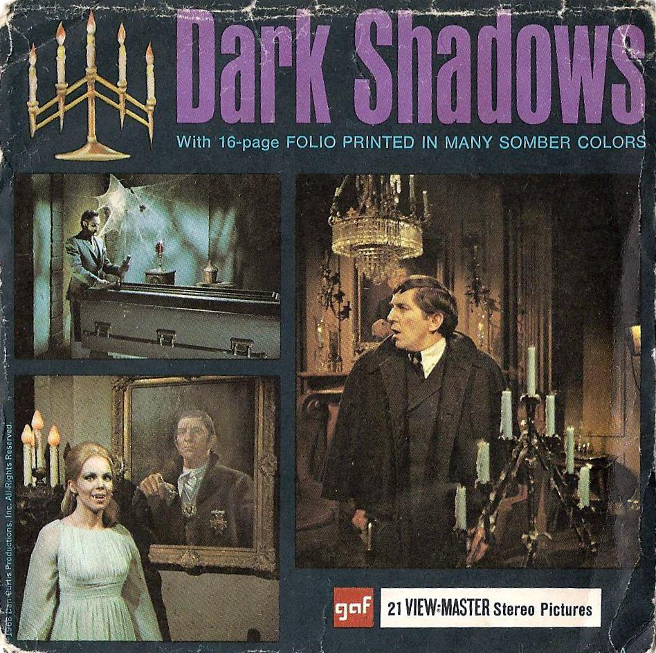 DARK SHADOWS - 1968
