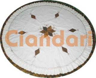 Ciandari batik aplikasi