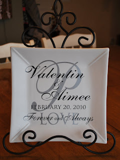 Chers Signs by Design: Personalized Wedding Gift