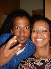 Dj Naldão e Priscila Gouvêa fazem parte dessa Tribo